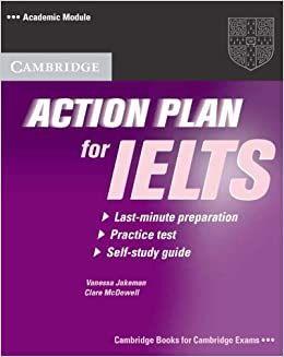 کتاب Action Plan For IELTS