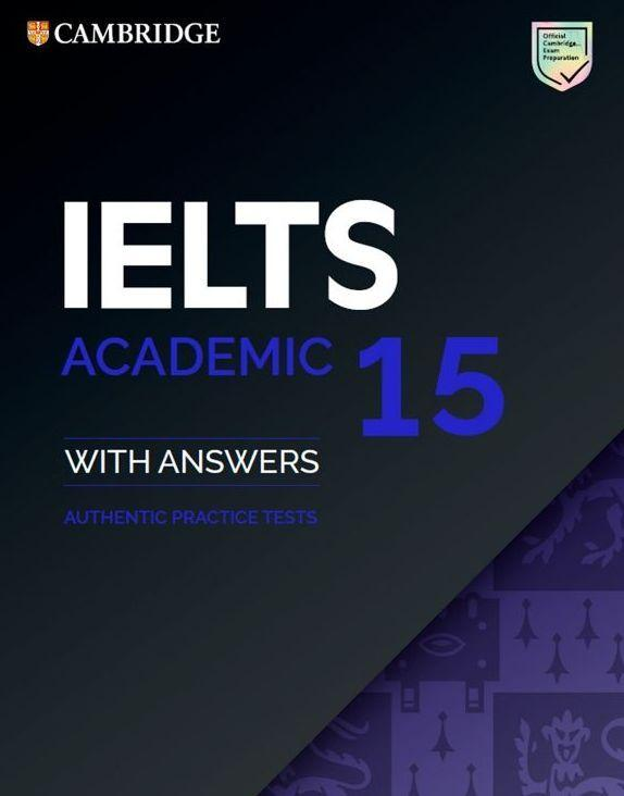 کتاب Cambridge IELTS 15
