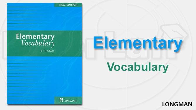 Vocabulary Elementary