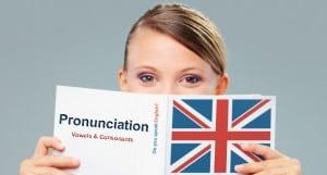 حروف صدادار انگلیسی