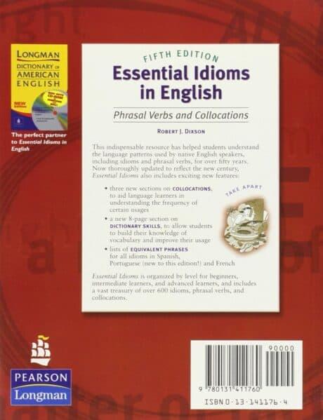 کتاب Essential idioms in use