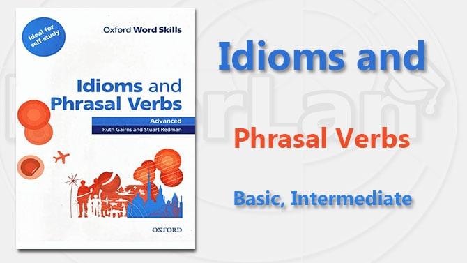 کتاب Idioms And Phrasal verbs
