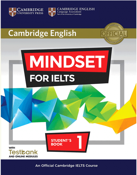 کتاب Mindset For IELTS