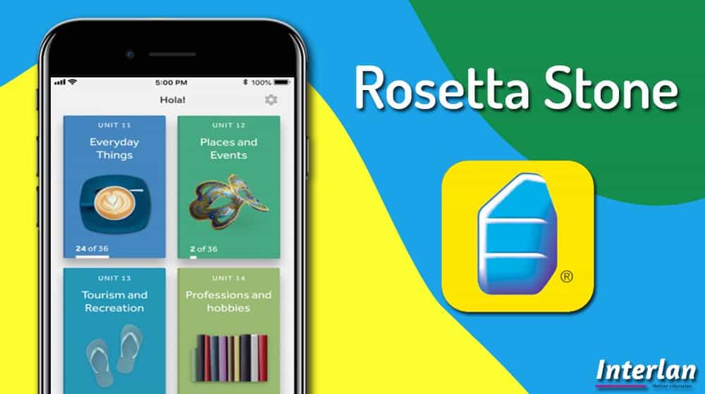 Rosetta stone persian