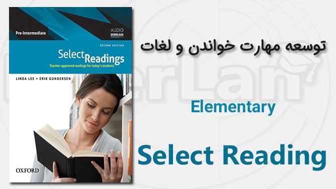 کتاب Select Reading