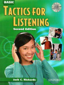 کتاب Tactic For Listening