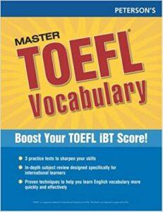 کتاب Vocabulary for TOEFL