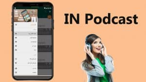 in podcast